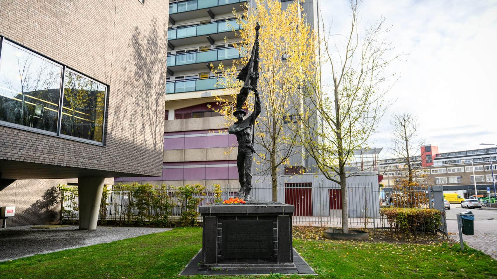 Monument Koninklijke Nederlandse Brigade 'Prinses Irene'