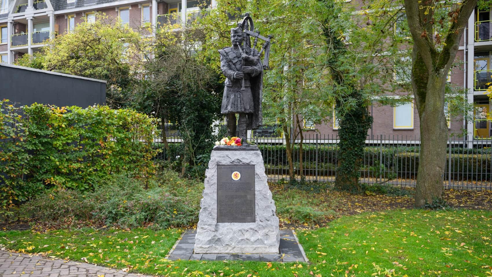 Monument 15th Scottish Division