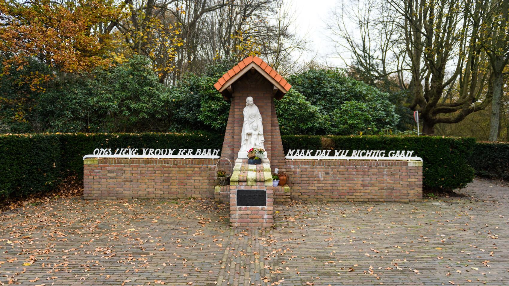 Monument van O.L. Vrouw Ter Baan
